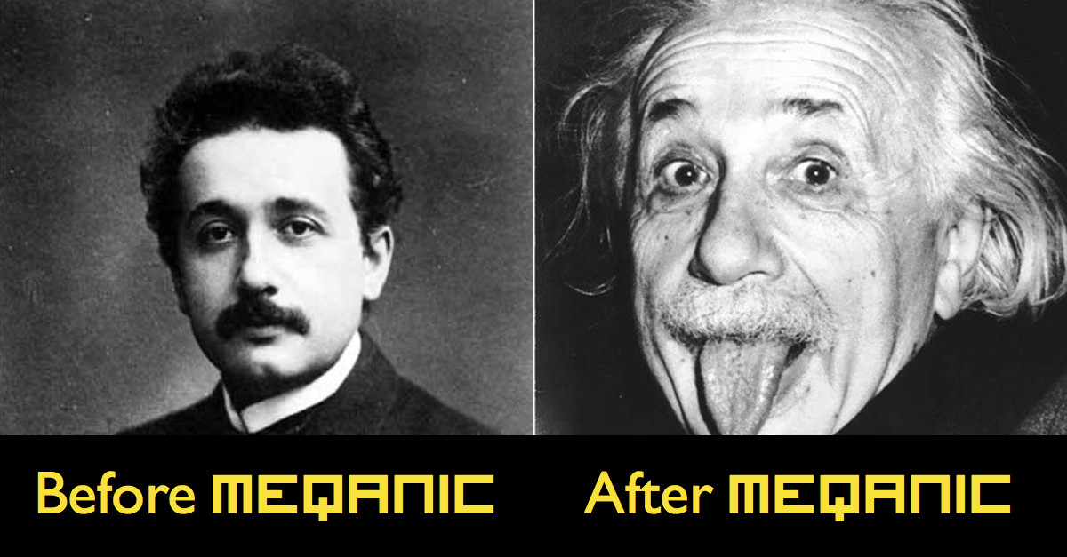 Before | After - Meqanic